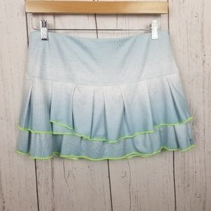 Lucky in love tennis skirt size medium (8-10)